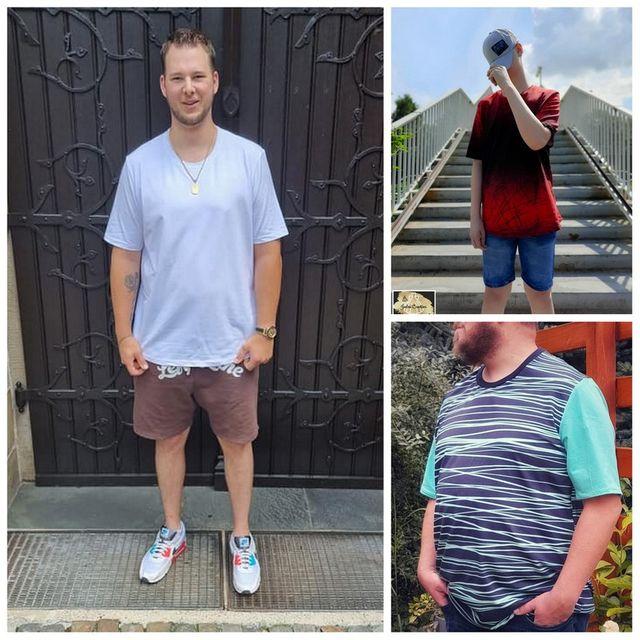 Produktfoto von Engelinchen zum Nähen für Schnittmuster T-Shirt Hendrik