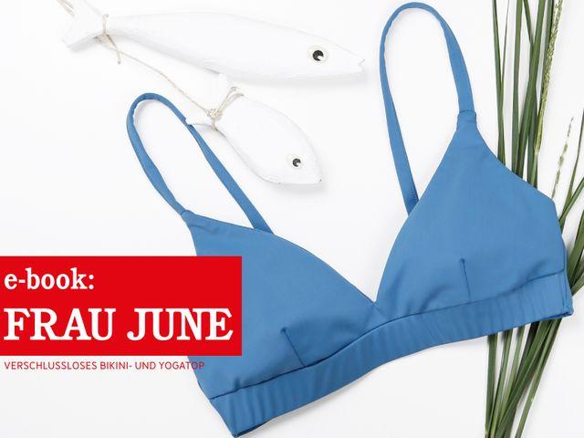 Produktfoto von STUDIO SCHNITTREIF zum Nähen für Schnittmuster Frau June