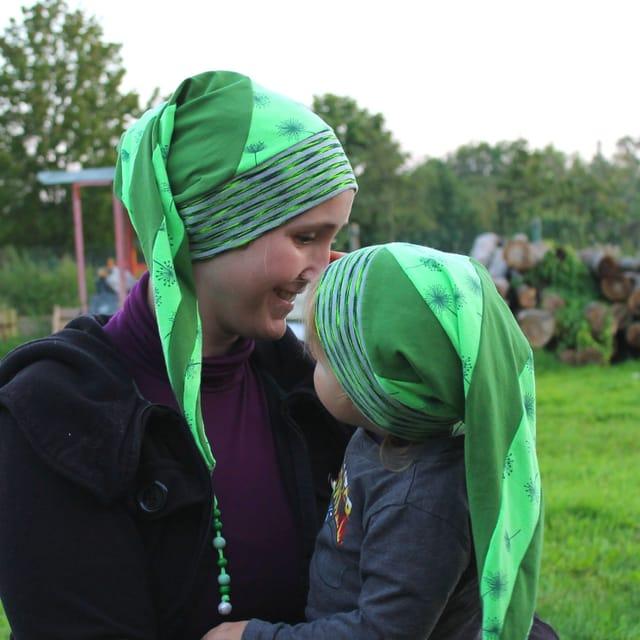 Produktfoto von K-Nähleon zum Nähen für Schnittmuster Zipfelmütze Zephyr Kinder & Erwachsene
