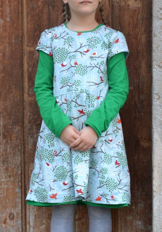 Produktfoto von Fabelwald zum Nähen für Schnittmuster Kleid Lisabeth