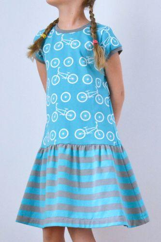 Produktfoto von Fabelwald zum Nähen für Schnittmuster Jerseykleid Lisa