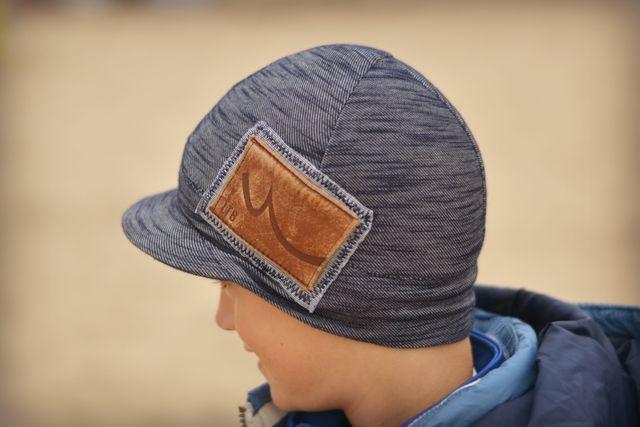 Produktfoto von Meine Herzenswelt zum Nähen für Schnittmuster Schirmmütze Kinder - Bjerre