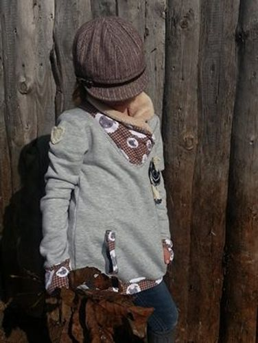 Produktfoto von BeeKiddi zum Nähen für Schnittmuster BeeCool Girls