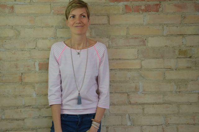 Produktfoto von Elle Puls zum Nähen für Schnittmuster Bethioua