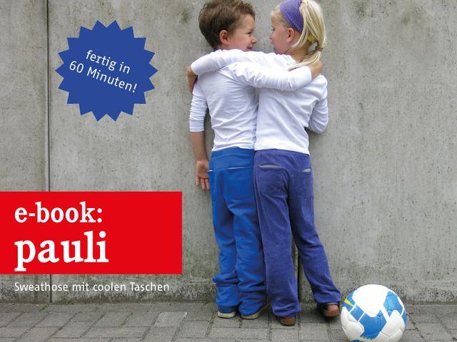 Produktfoto von STUDIO SCHNITTREIF zum Nähen für Schnittmuster Pauli