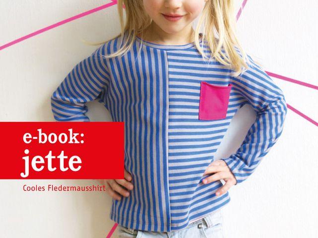 Produktfoto von STUDIO SCHNITTREIF zum Nähen für Schnittmuster Jette
