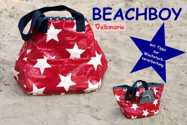 Produktfoto von elbmarie zum Nähen für Schnittmuster Beachboy