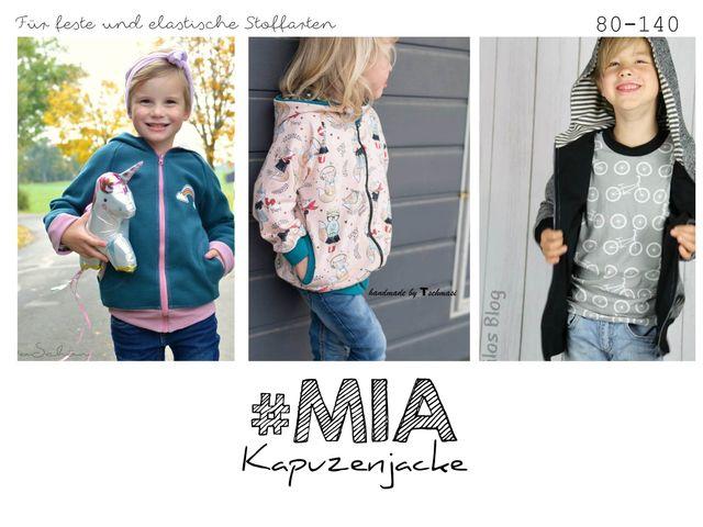 Produktfoto von rosarosa zum Nähen für Schnittmuster Mia