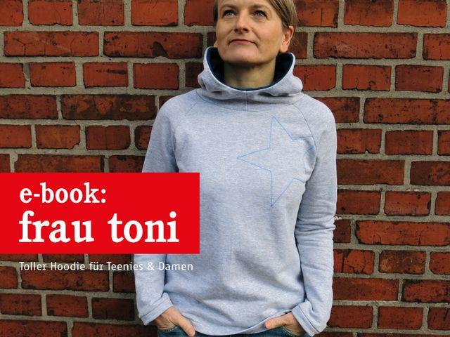 Produktfoto von STUDIO SCHNITTREIF zum Nähen für Schnittmuster Frau Toni