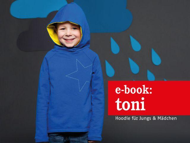 Produktfoto von STUDIO SCHNITTREIF zum Nähen für Schnittmuster Toni