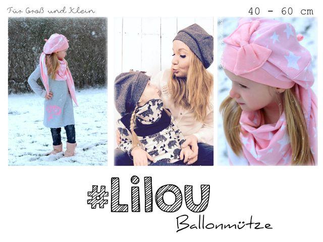 Produktfoto von rosarosa zum Nähen für Schnittmuster Lilou