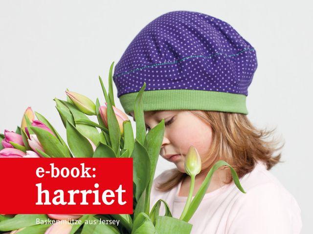 Produktfoto von STUDIO SCHNITTREIF zum Nähen für Schnittmuster Harriet