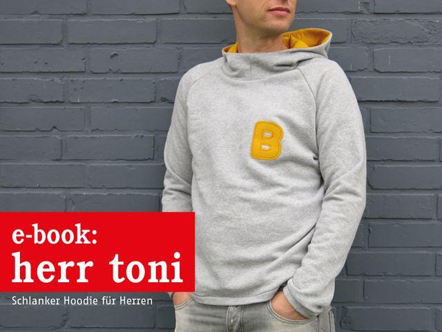 Produktfoto von STUDIO SCHNITTREIF zum Nähen für Schnittmuster Herr Toni