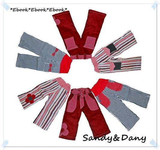 Produktfoto von Frau Ninchen zum Nähen für Schnittmuster Sandy&Dany