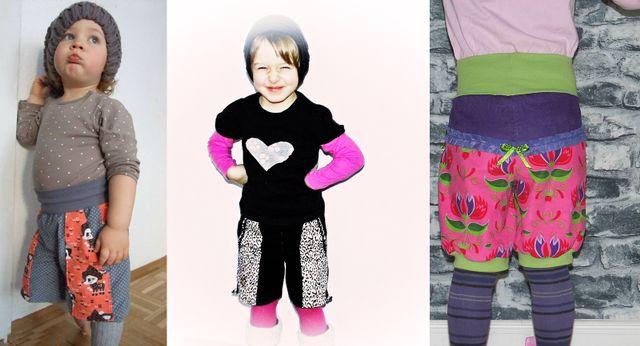 Produktfoto von Frau Ninchen zum Nähen für Schnittmuster Finn&Finja