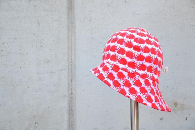 Produktfoto von Kid5 zum Nähen für Schnittmuster #7 Jersey Sonnenhut