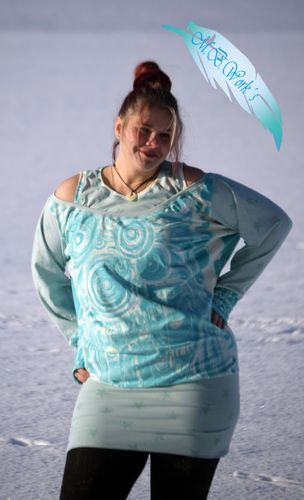 Produktfoto von Minas Design zum Nähen für Schnittmuster Schlichte Venus