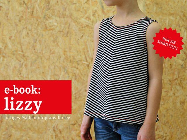 Produktfoto von STUDIO SCHNITTREIF zum Nähen für Schnittmuster Lizzy
