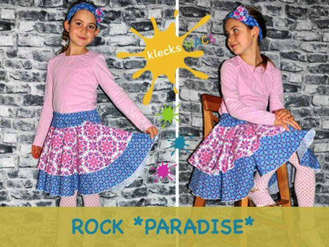 Produktfoto von klecksMACS zum Nähen für Schnittmuster Paradise