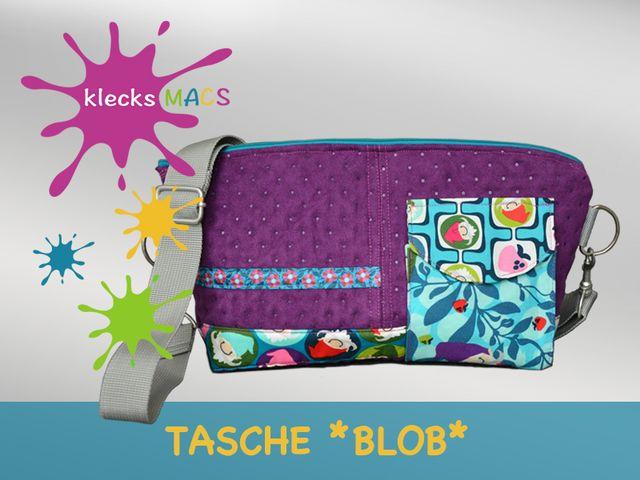 Produktfoto von klecksMACS zum Nähen für Schnittmuster Blob