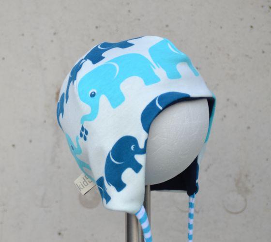 Produktfoto von Kid5 zum Nähen für Schnittmuster #2 Bindemütze