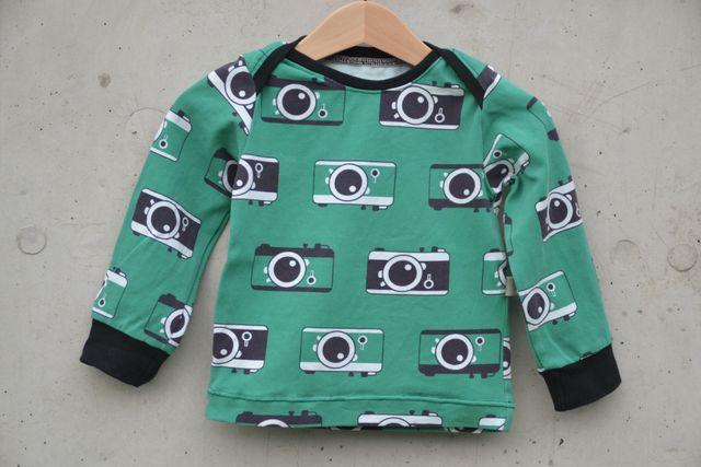 Produktfoto von Kid5 zum Nähen für Schnittmuster #9 Basic Shirt