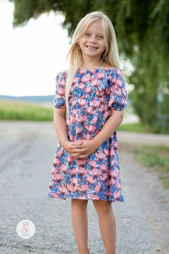 Produktfoto von Kid5 zum Nähen für Schnittmuster #12 Dress & Blouse