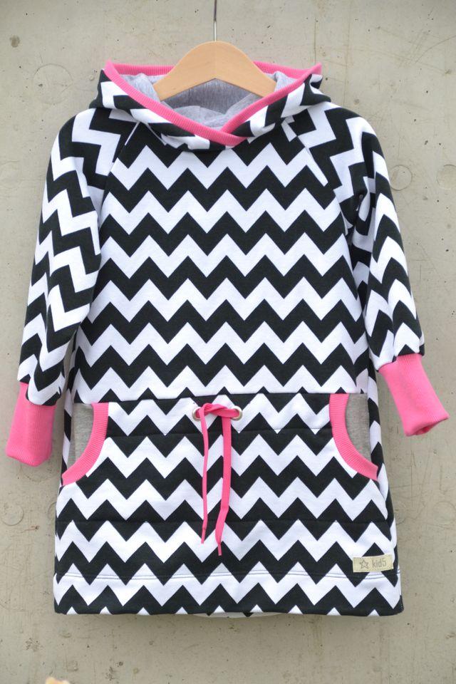 Produktfoto von Kid5 zum Nähen für Schnittmuster #23 Cozy Dress