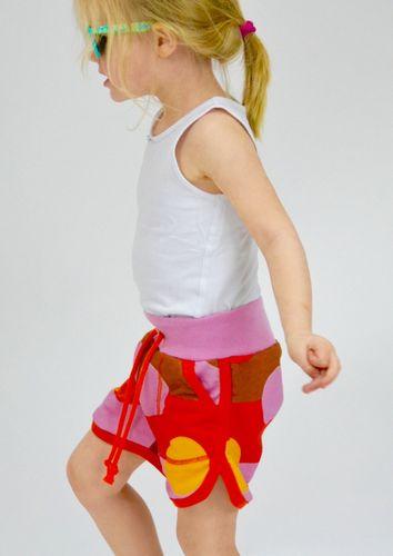 Produktfoto von Kid5 zum Nähen für Schnittmuster #29 Beach-Pants-Kids