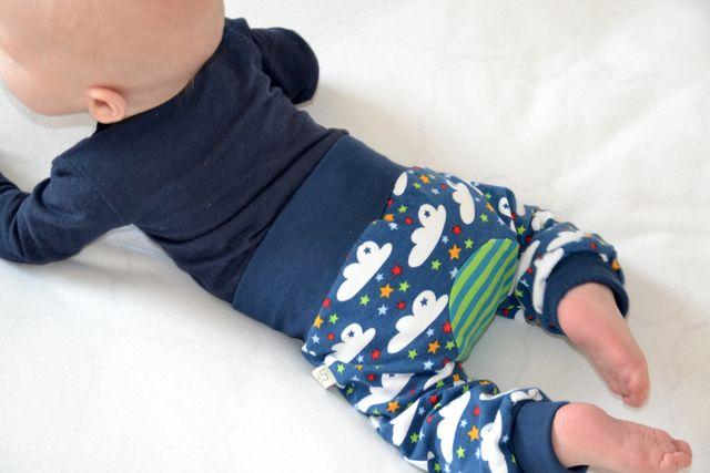 Produktfoto von Kid5 zum Nähen für Schnittmuster #22 Monkey Pants