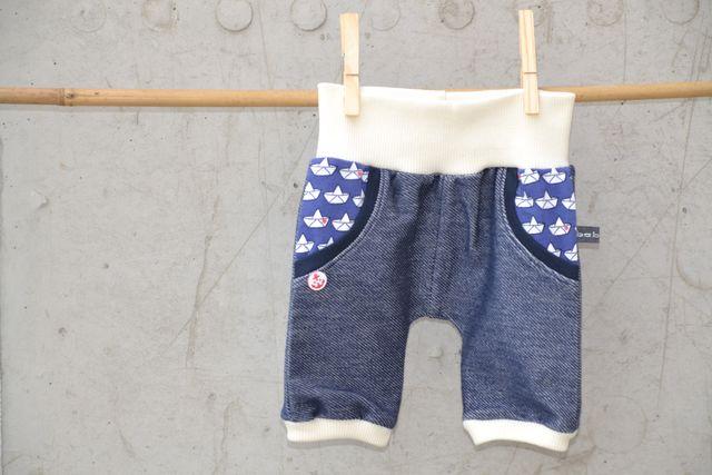 Produktfoto von Kid5 zum Nähen für Schnittmuster #17 Summer Pants