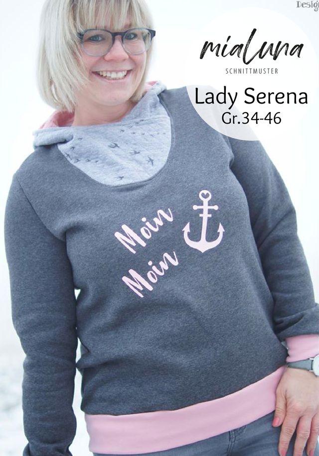 Produktfoto von mialuna zum Nähen für Schnittmuster Lady Serena