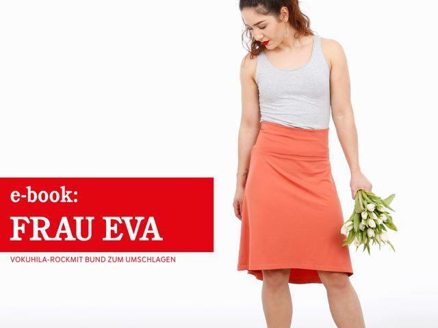 Produktfoto von STUDIO SCHNITTREIF zum Nähen für Schnittmuster Frau Eva