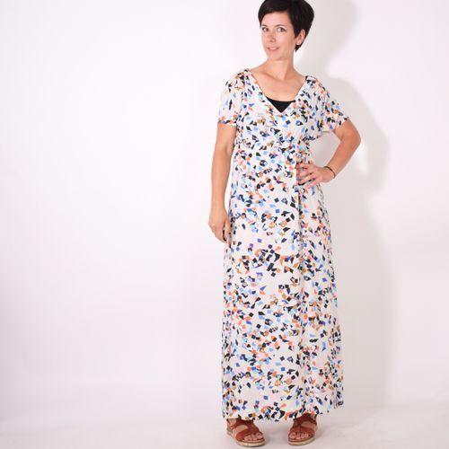 Schnittmuster BREEZY.kleid von Leni Pepunkt