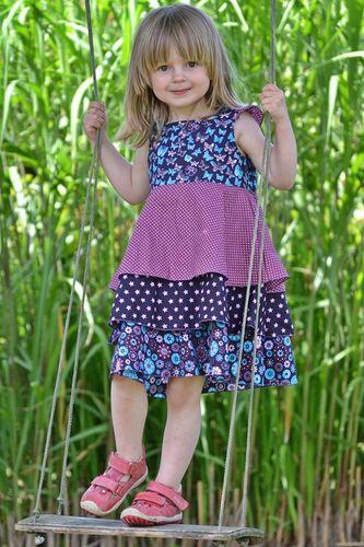 Produktfoto von 73engelchen zum Nähen für Schnittmuster Sommerkleid Eleara