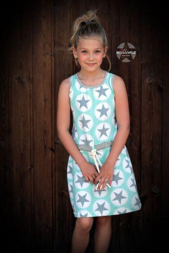 Produktfoto von Kid5 zum Nähen für Schnittmuster #34 Sporty Dress