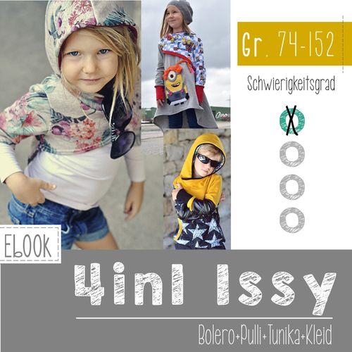 Produktfoto von FeeFee zum Nähen für Schnittmuster Issy