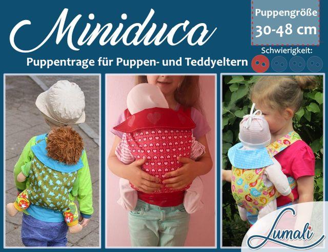 Produktfoto von Lumali zum Nähen für Schnittmuster Miniduca