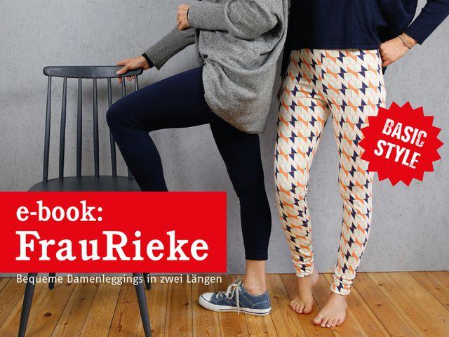 Produktfoto von STUDIO SCHNITTREIF zum Nähen für Schnittmuster Frau Rieke