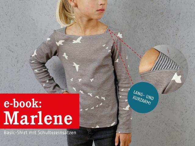 Produktfoto von STUDIO SCHNITTREIF zum Nähen für Schnittmuster Marlene