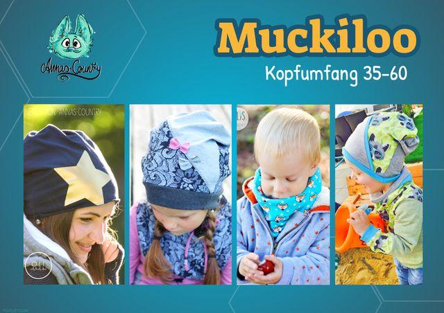 Produktfoto von Annas-Country zum Nähen für Schnittmuster Muckiloo
