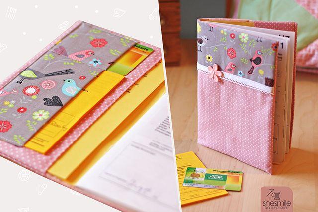 Produktfoto von shesmile zum Nähen für Schnittmuster U-Heft Umschlag