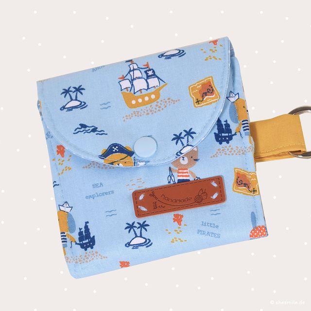 Produktfoto von shesmile zum Nähen für Schnittmuster Geldbeutel Kleinkram