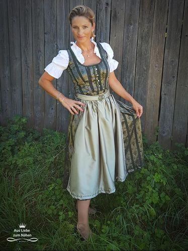 Produktfoto von M.B.Work's zum Nähen für Schnittmuster Almrausch Lady