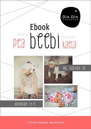 Produktfoto von Din.Din zum Nähen für Schnittmuster beebi pea & kaela