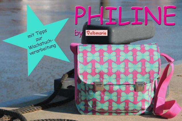 Produktfoto von elbmarie zum Nähen für Schnittmuster Philine