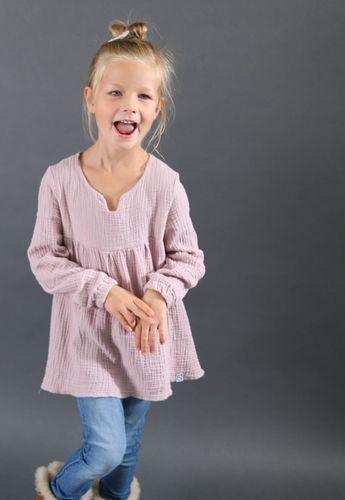 Produktfoto von Kid5 zum Nähen für Schnittmuster #38 Bohemian Dress&Blouse