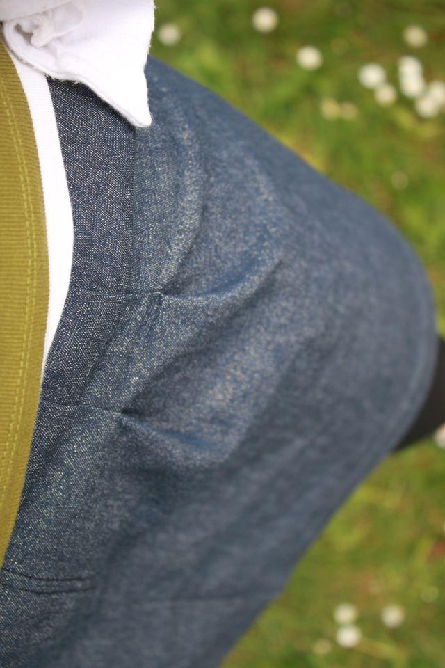Produktfoto von PRACHTKINDER zum Nähen für Schnittmuster Chino-Minirock Damen
