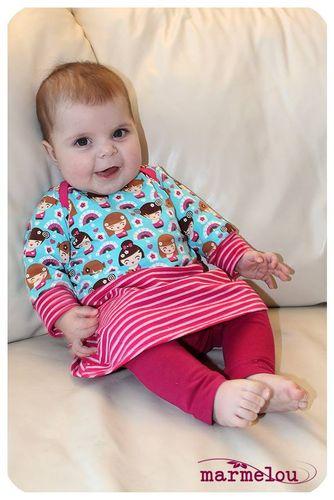Produktfoto von mialuna zum Nähen für Schnittmuster Little Ophelia