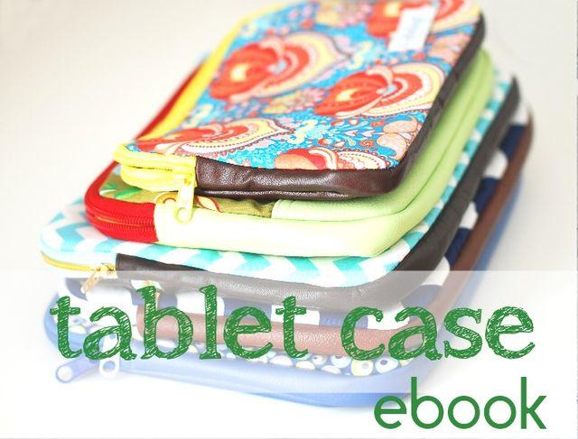 Produktfoto von liebedinge zum Nähen für Schnittmuster tablet case